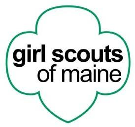 Girl Scouts of Maine logo
