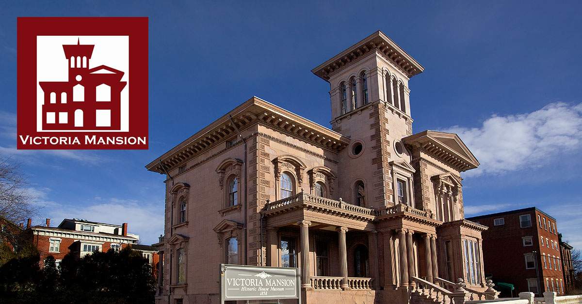 victoria mansion a national historic landmark in portland maine