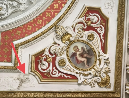 Conservation of the Interior: Parlor Conservation Project Reaches New Milestone