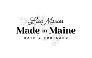 Lisa-Marie's Maine in Maine logo